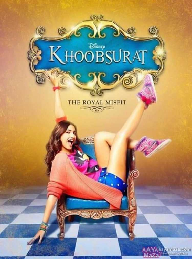Khoobsurat (2014) - Review, Star Cast, News, Photos | Cinestaan