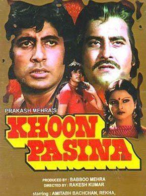 Khoon Pasina Hindi Movie Online Amitabh Bachchan Vinod Khanna