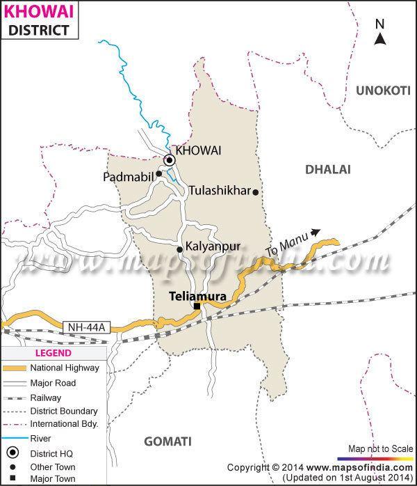 Khowai Culture of Khowai