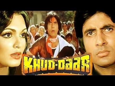 Khud Daar 1982 Full Hindi HD Movie Amitabh Bachchan
