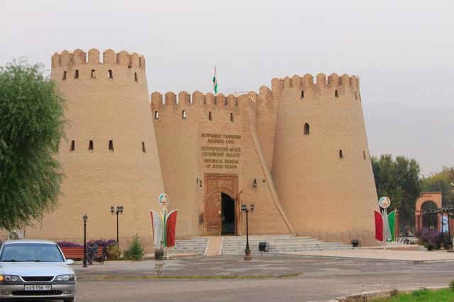 Khujand in the past, History of Khujand
