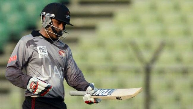 UAEs Khurram Khan becomes the oldest batsman to make a century in