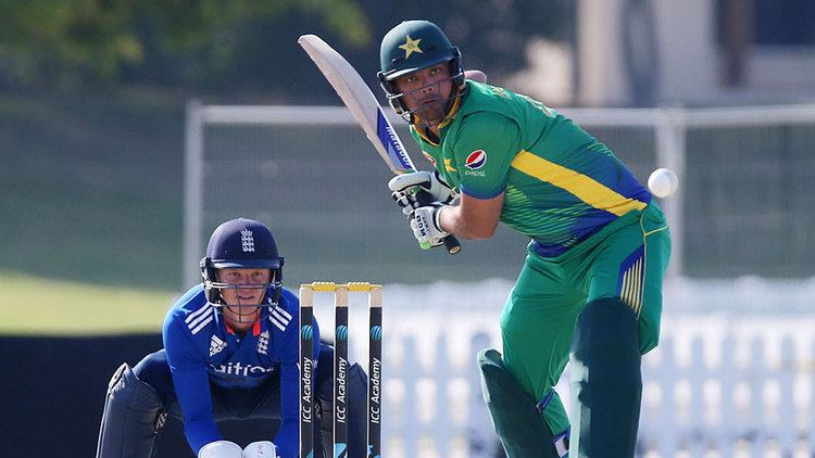 Khurram Manzoor hits hundred as Pakistan A keep series alive