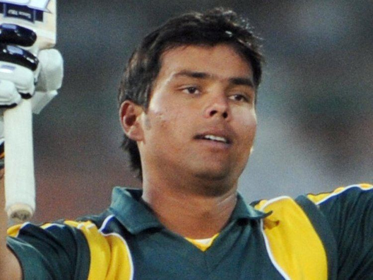 Khurram Manzoor Player Profile Pakistan Sky Sports Cricket