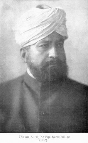 Khwaja Kamal-ud-Din About Khwaja KamaludDin
