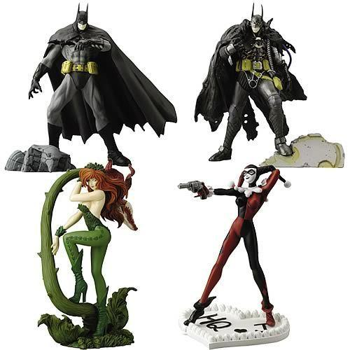 Kia Asamiya Batman Kia Asamiya Series 2 Set DC Collectibles Batman