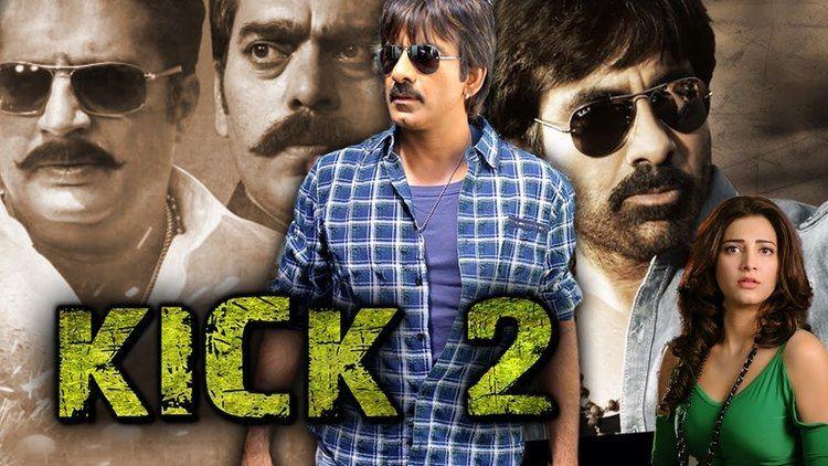 Kick 2 Kick 2 Full Hindi Dubbed Movie Ravi Teja Shruti Hassan Prakash