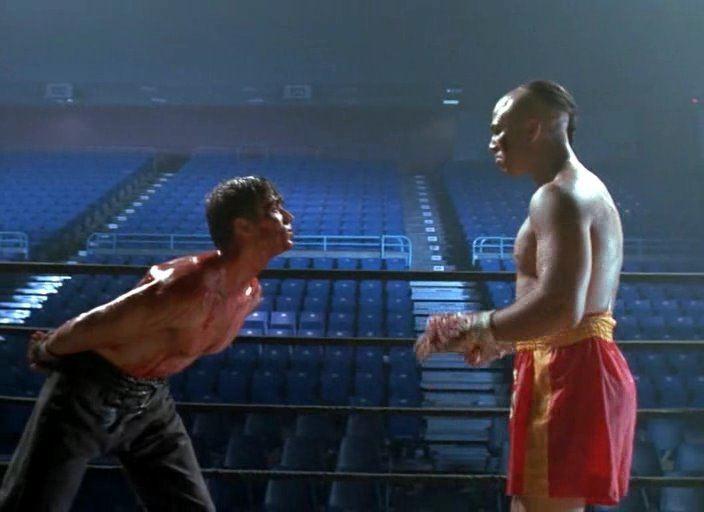 Kickboxer 2 movie scenes