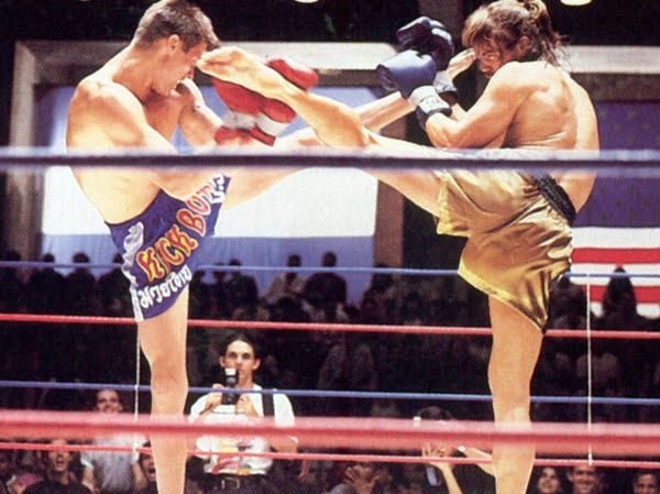 Kickboxer 2 movie scenes There are some great fight scenes in this movie and it s definitely a worthy follow up to the JCVD original