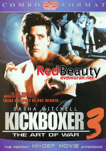 Kickboxer 3 Kickboxer 3 The Art of War DVD Rp5000 DVDMURAHNET Jual
