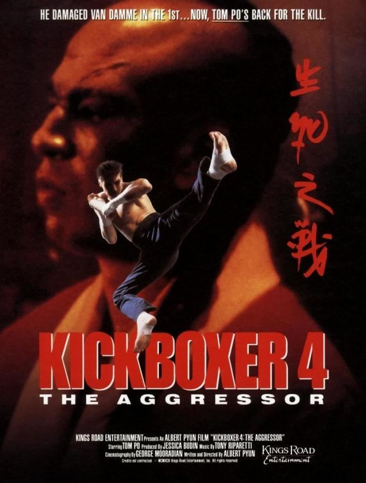 Kickboxer 4 Cineplexcom Kickboxer 4 The Aggressor