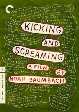 Kicking and Screaming (1995 film) Kicking and Screaming 1995 film Wikipedia