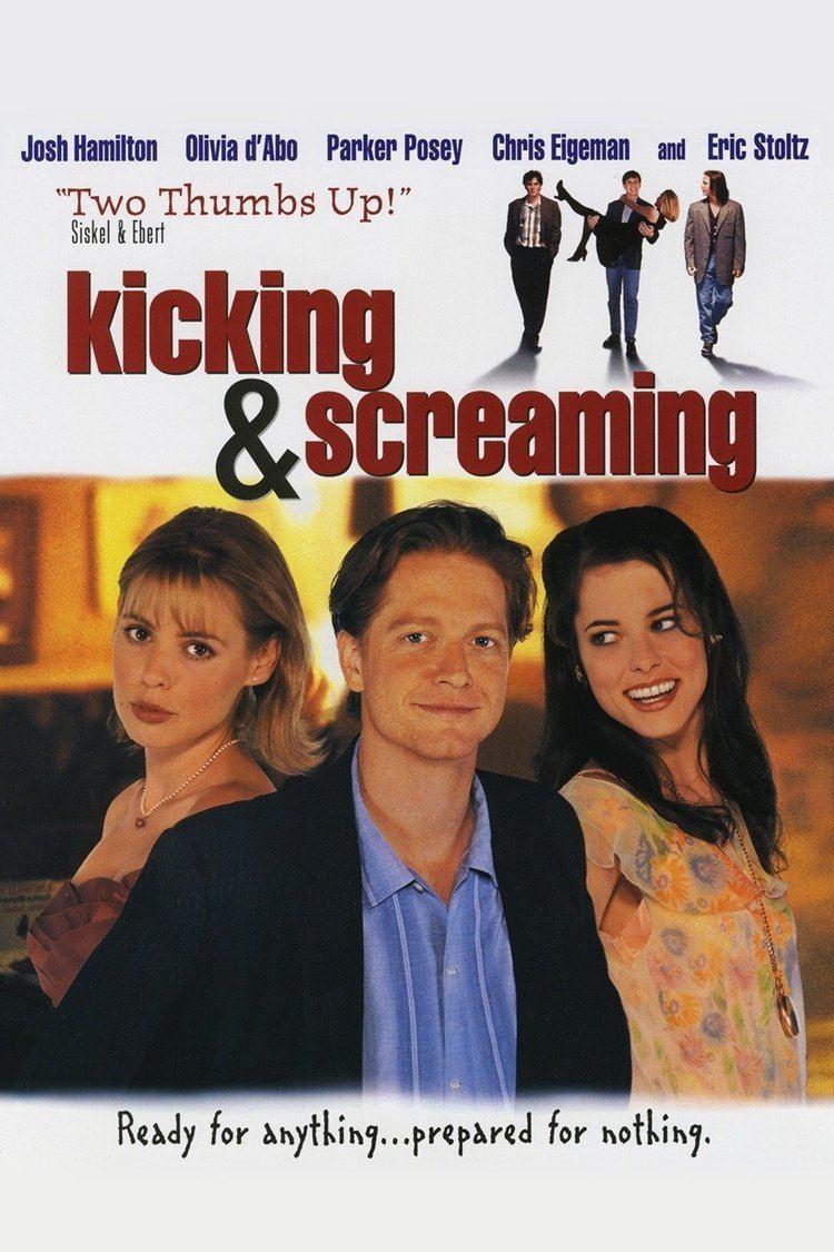 Kicking and Screaming (1995 film) wwwgstaticcomtvthumbmovieposters17258p17258