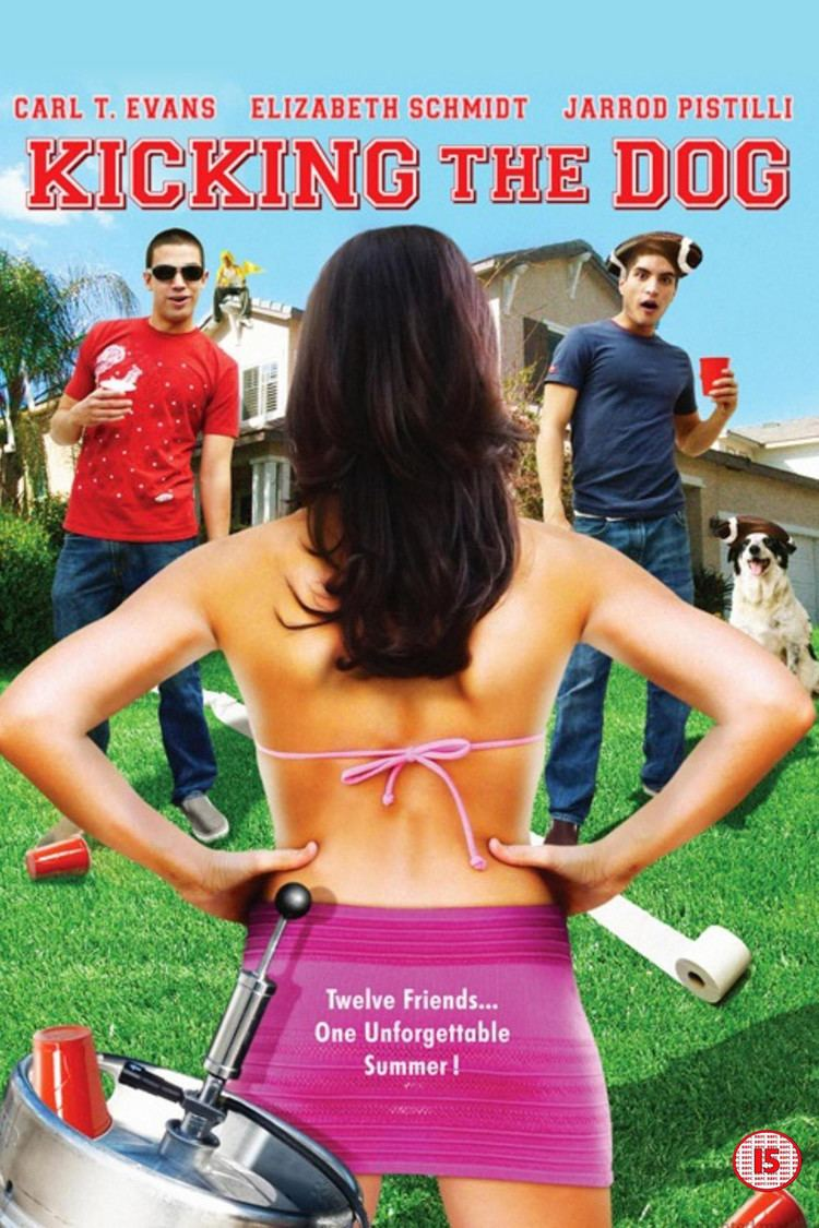 Kicking the Dog movie poster