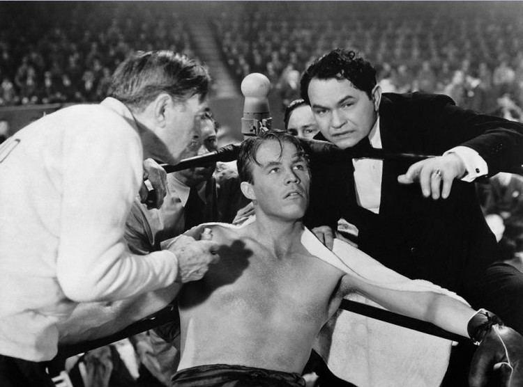 Kid Galahad (1937 film) movie scenes Harry Carey Wayne Morris and Edward G Robinson Kid Galahad is a solid entertaining Warner Brothers film