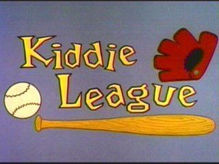 Kiddie League movie poster