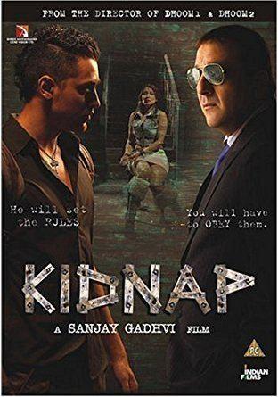 Amazoncom Kidnap 2008 Indian Cinema Bollywood Hindi Action