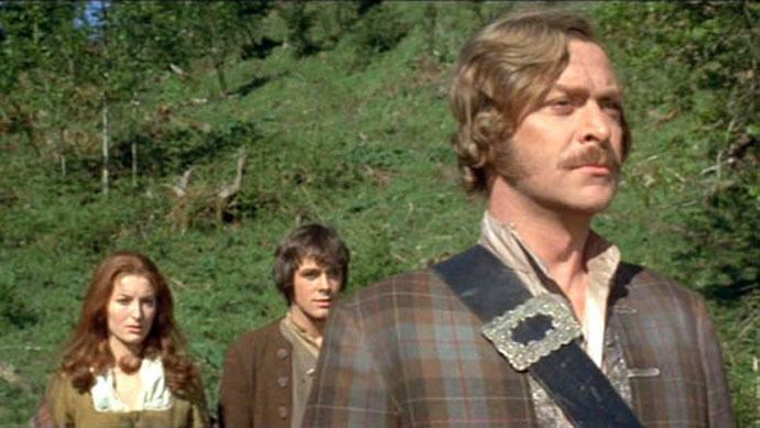 Kidnapped (1971 film) Natural Scotland on Screen