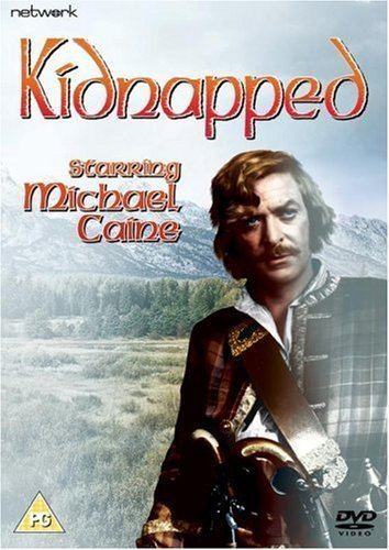 Kidnapped (1971 film) Kidnapped 1971 DVD Amazoncouk Michael Caine Trevor Howard