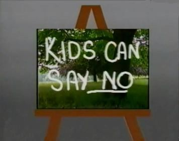 Kids Can Say No! movie poster