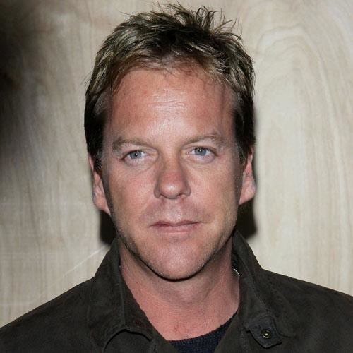 Kiefer Sutherland Kiefer Sutherland real name is Kiefer William Frederick