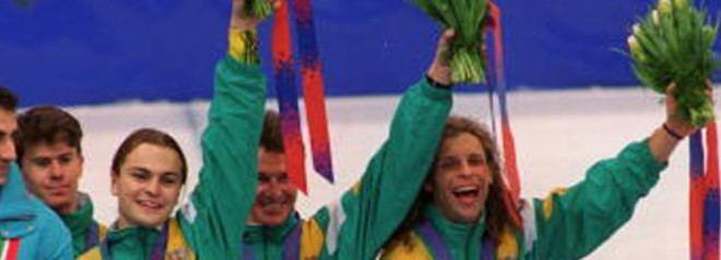 Kieran Hansen Australian Olympic Committee Kieran Hansen