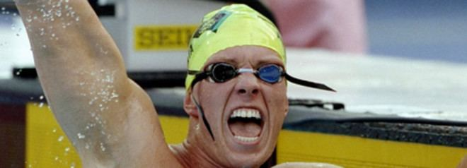 Kieren Perkins Australian Olympic Committee Kieren Perkins