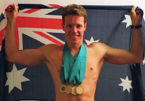 Kieren Perkins Perkins reveals panic attack that almost cost him Olympic