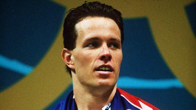 Kieren Perkins Kieren Perkins 39A panic attack nearly cost me gold medal