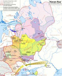 Kievan Rus' Kievan Rus39 Wikipedia