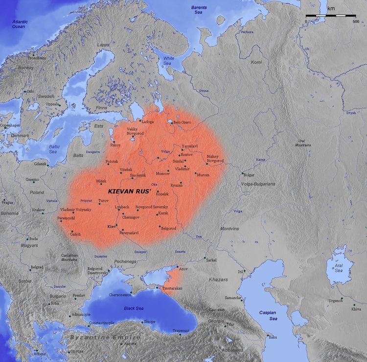 Kievan Rus' Kievan Rus39 Familypedia Fandom powered by Wikia