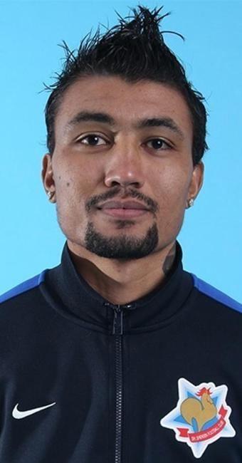 Kieza Kieza est prximo de assinar com o Bahia