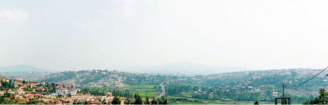 Kigali Beautiful Landscapes of Kigali