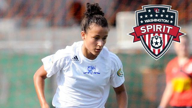 Kika Toulouse Kika Toulouse Added to Washington Spirit Defense