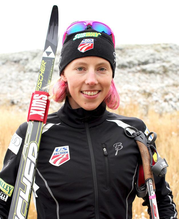 Kikkan Randall Randall Closes In on World Cup Sprint Title First Tracks
