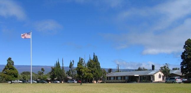 Kilauea Military Camp