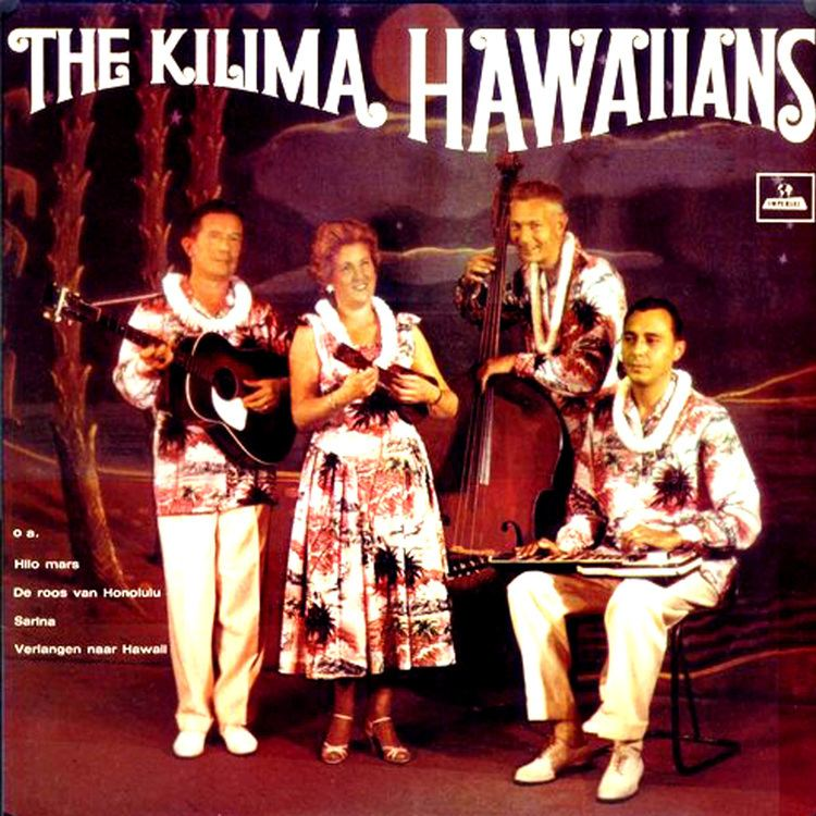 Kilima Hawaiians The Kilima Hawaiians EP Esto No es Hawaii Pinterest The o39jays