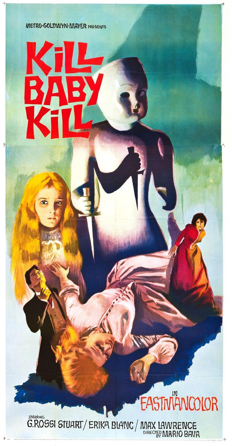 Kill, Baby, Kill K Kill Baby Kill 1966 Yes I Know