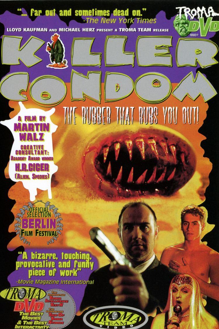 Killer Condom wwwgstaticcomtvthumbdvdboxart20330p20330d