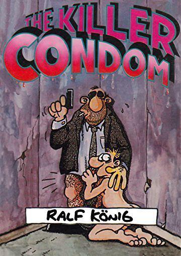 Killer Condom The Killer Condom Comics by comiXology