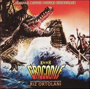 Killer Crocodile Killer Crocodile Soundtrack details SoundtrackCollectorcom