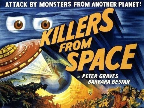 Killers from Space Killers From Space 1954 HorrorSciFi YouTube