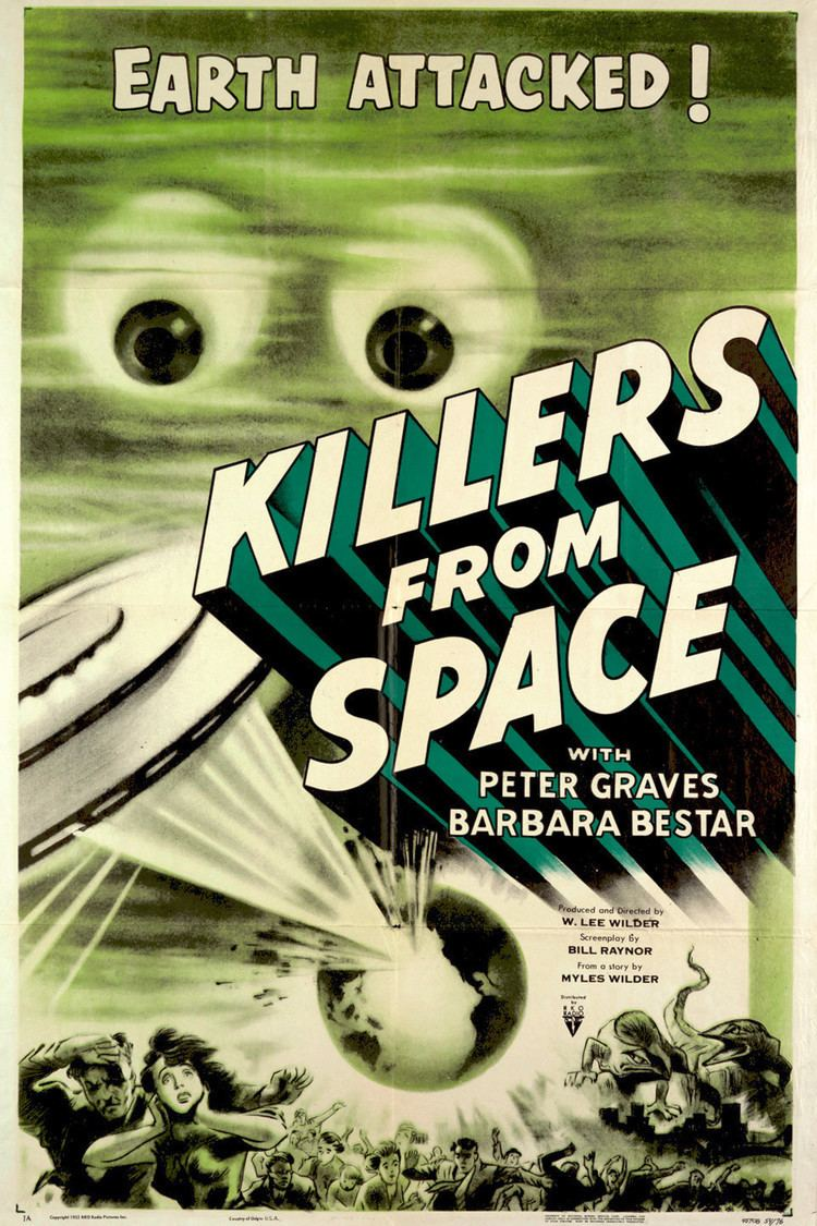 Killers from Space wwwgstaticcomtvthumbmovieposters36996p36996
