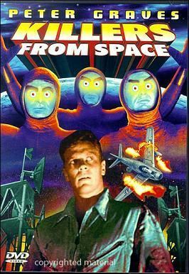 Killers from Space Killers from Space 1954 Full Movie Review