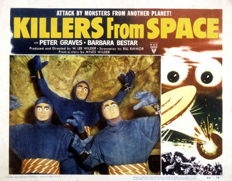 Killers from Space Killers from Space HORRORPEDIA