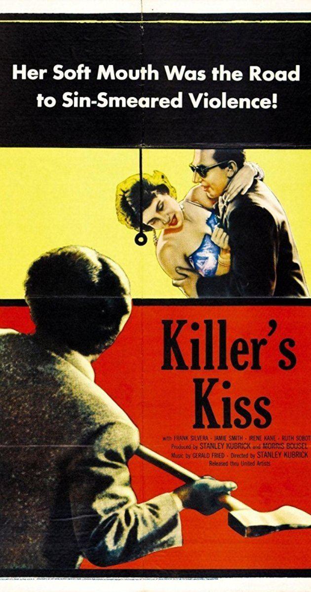 Killer's Kiss Killers Kiss 1955 IMDb