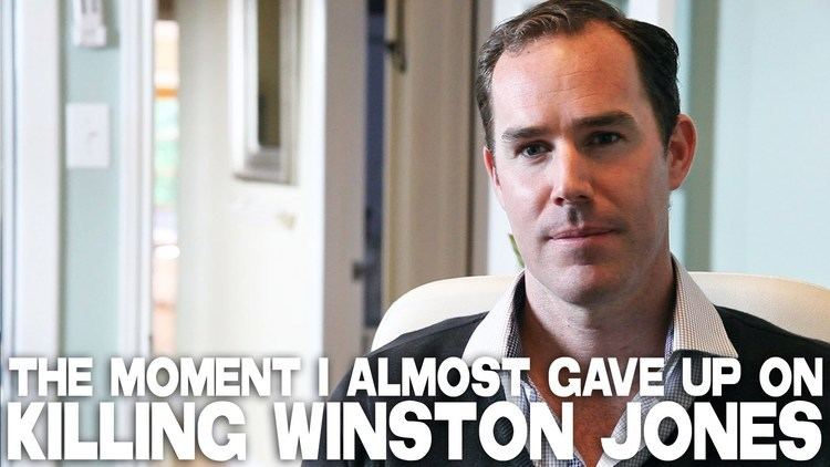 Killing Winston Jones The Moment I Almost Gave Up On KILLING WINSTON JONES by Justin
