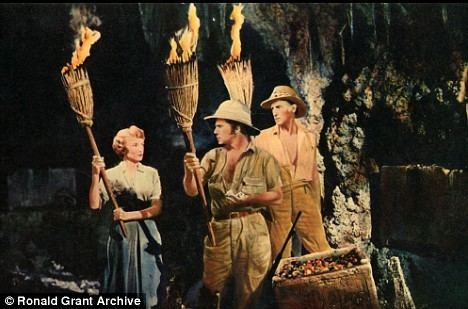 Kim (1950 film) movie scenes Treasure hunt The 1950 film King Solomon s Mines