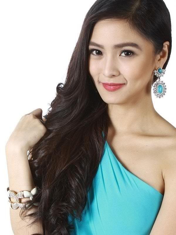 Kim Chiu Pictures of Kim Chiu in Elegant Dresses Outfit4girlsCom