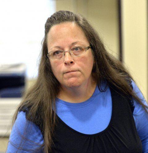 Kim Davis (county clerk) Meet Kim Davis clerk refusing to give marriage licenses